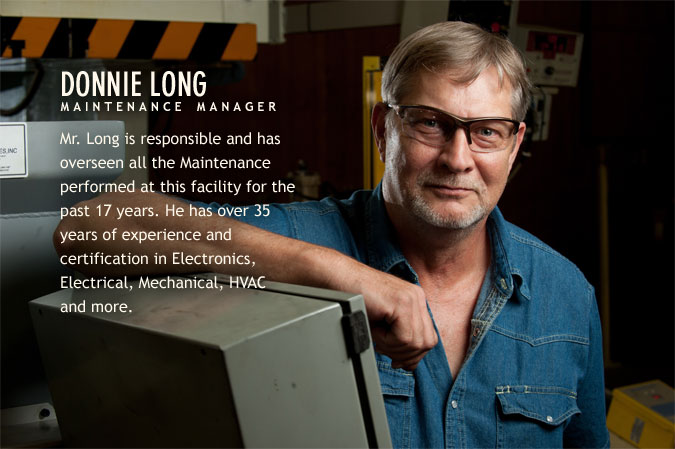 Donnie Long
